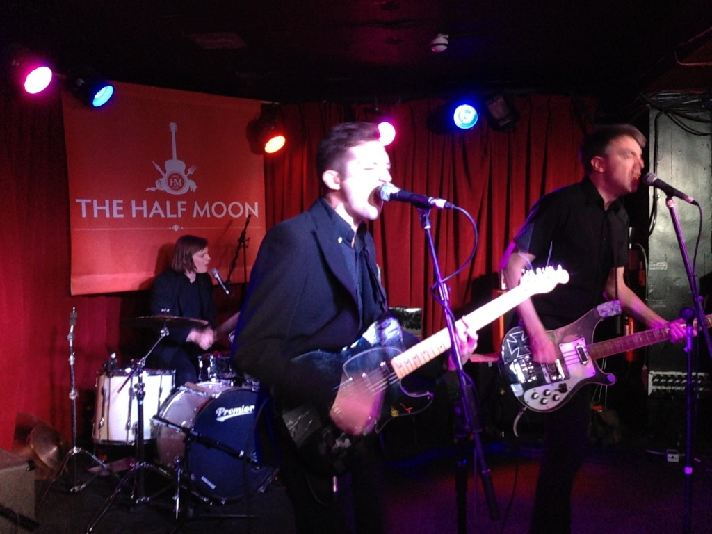 Thee Spivs at Half Moon Putney