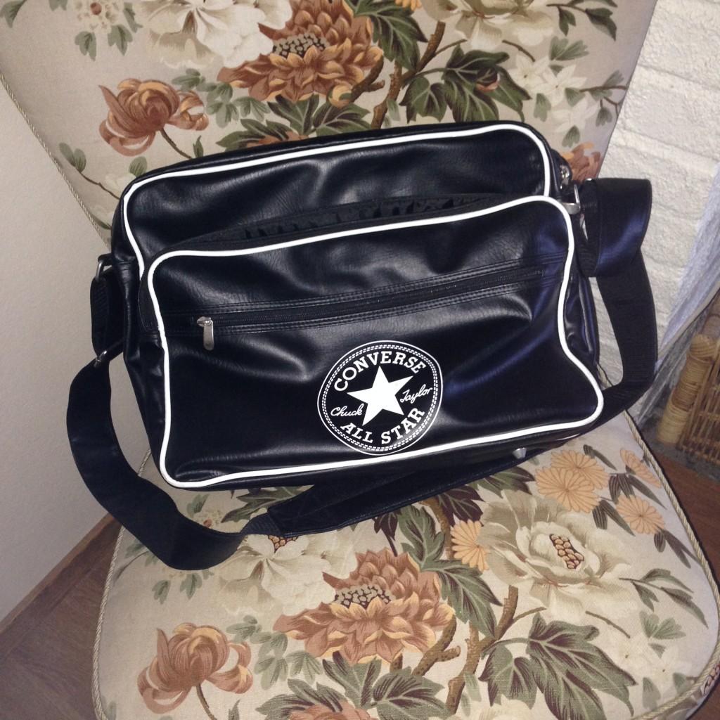 Packad väska