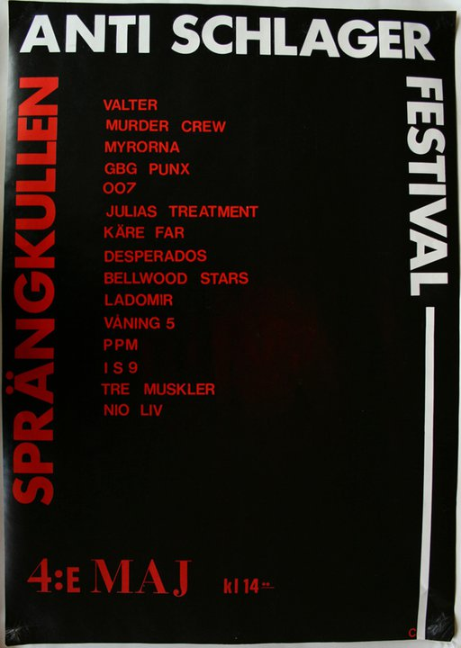 Anti-Schlagerfestivalen 1985