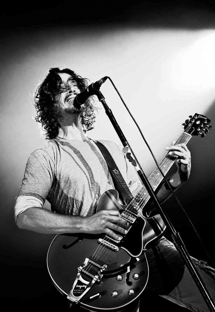 Chris Cornell, Foto: Anna Tärnhuvud