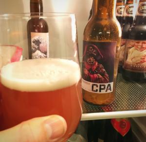 Captains Pale Ale [American Pale Ale] by Captain Redbeard Brewery