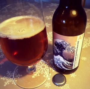 Amarillo Tsunami [American Pale Ale] by Captain Redbeard Brewery